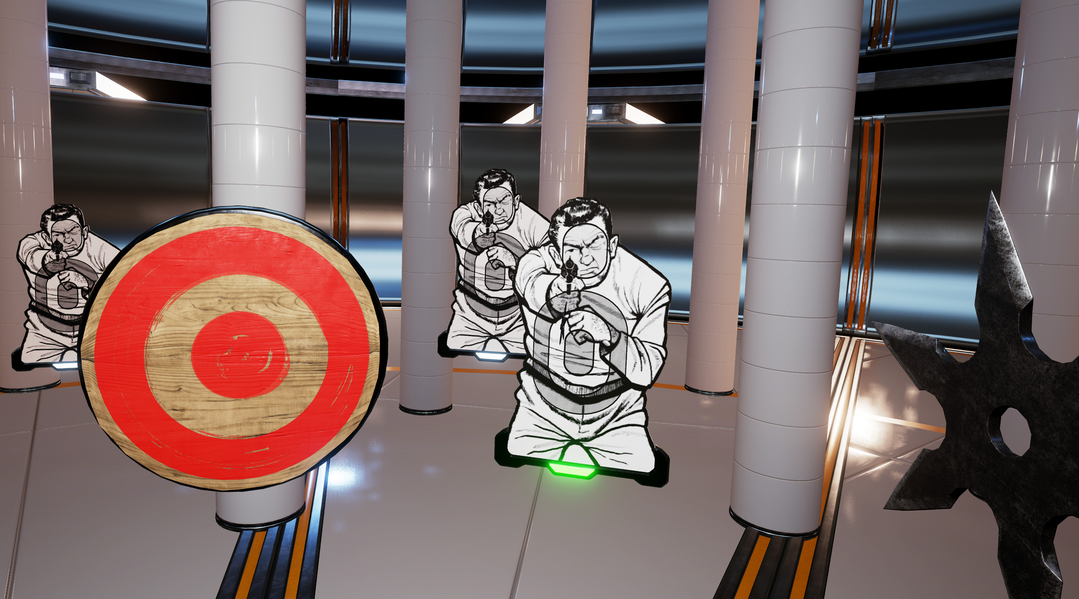 Lethal VR screenshot