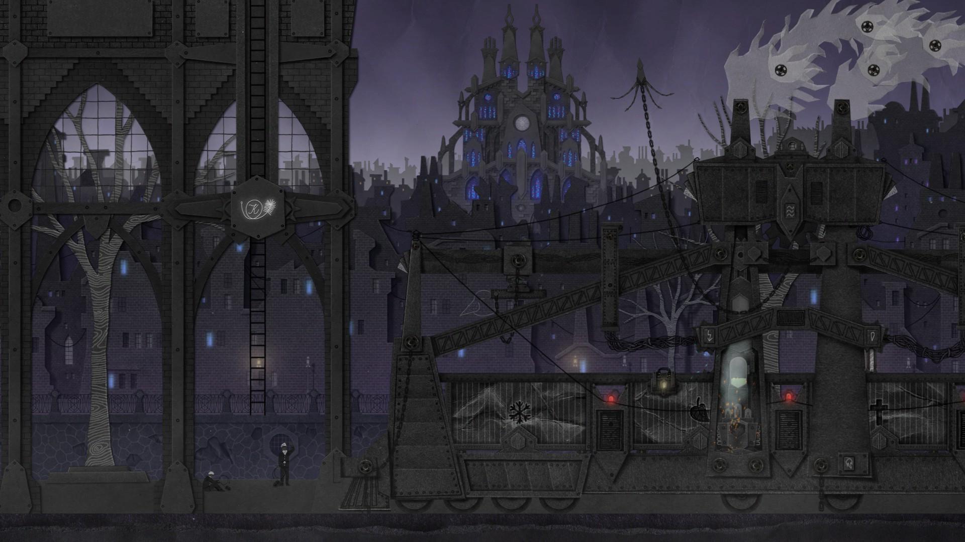Dark Train Screenshot 1