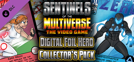 Sentinels of the Multiverse - Digital Foil Hero Collector's Pack