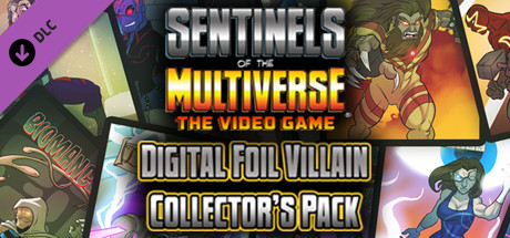 Sentinels of the Multiverse - Digital Foil Villain Collector's Pack