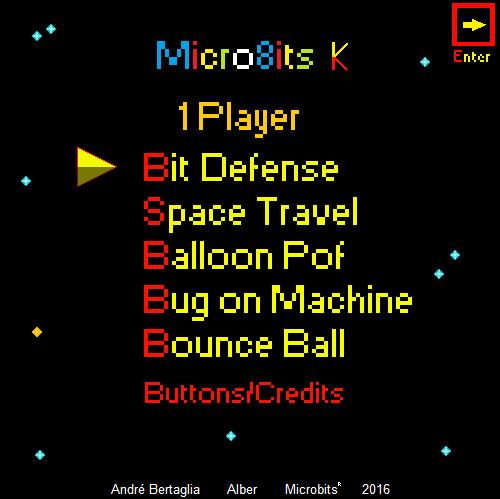 Microbits K screenshot