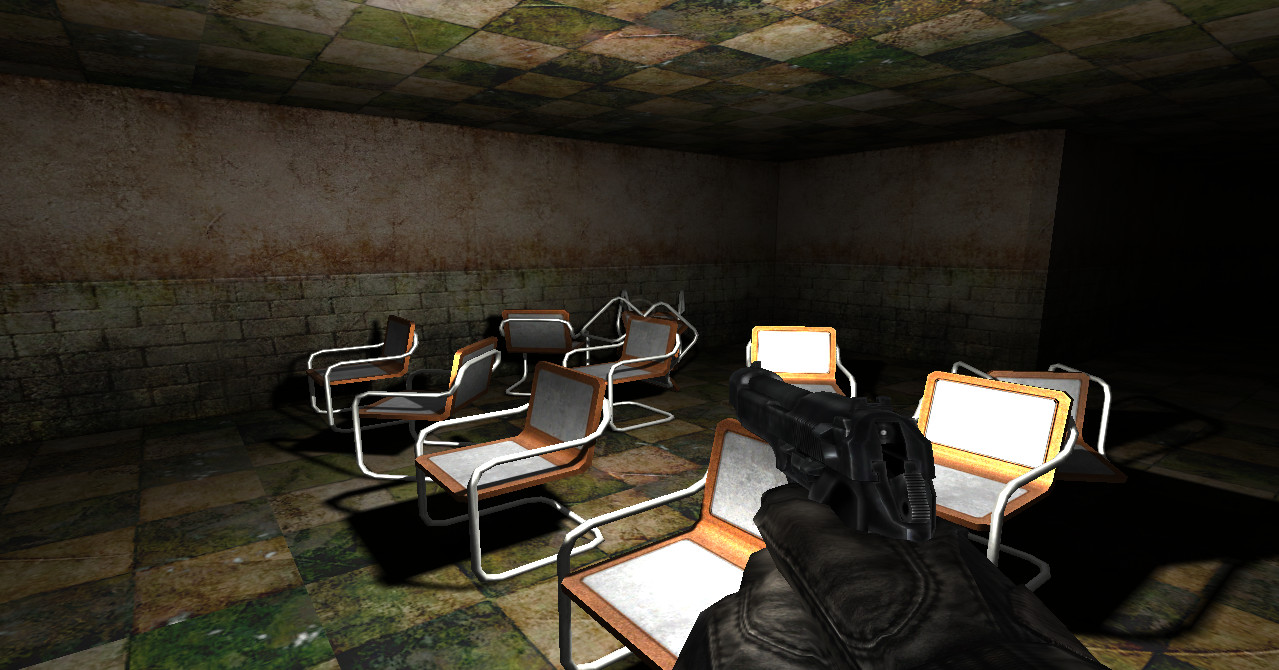 Captivity screenshot