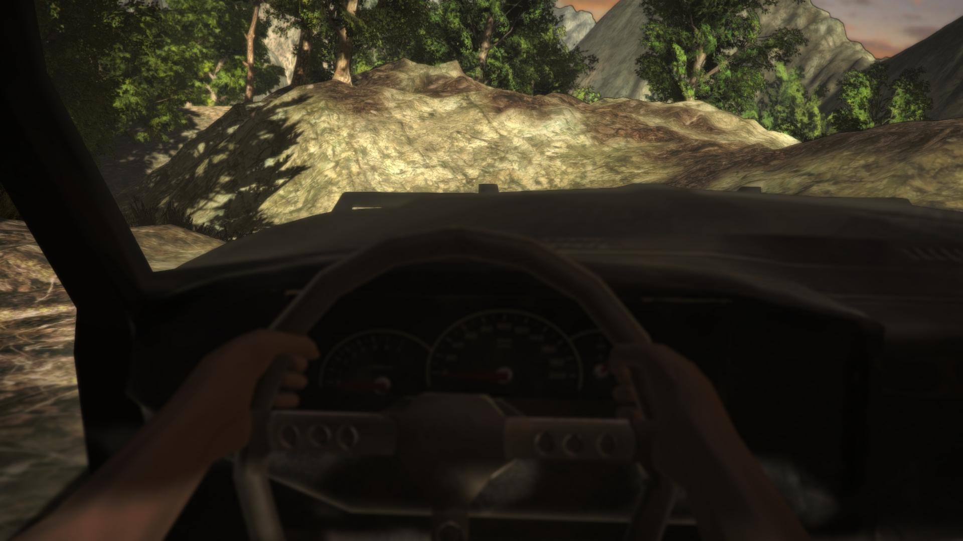 Offroad: VR screenshot