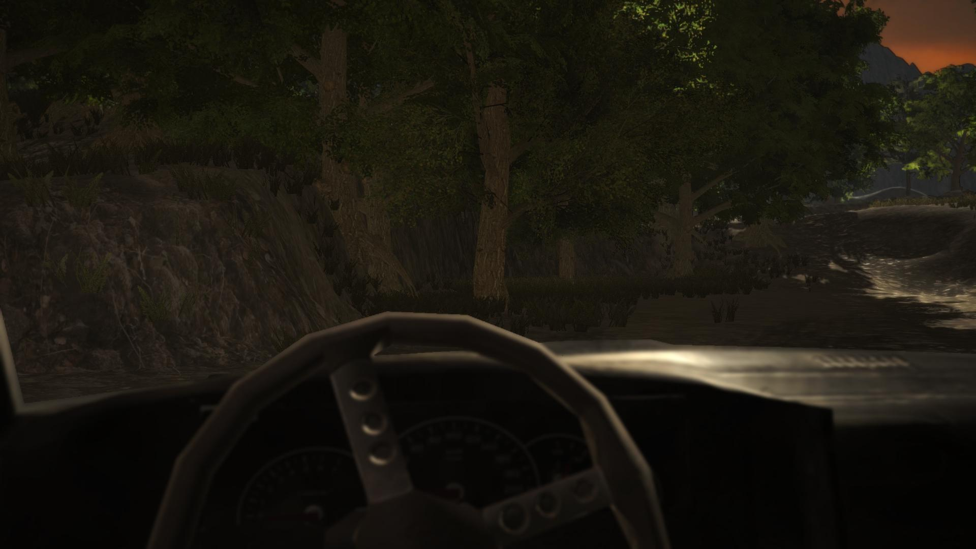Offroad: VR screenshot