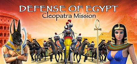 Defense of Egypt: Cleopatra Mission game image