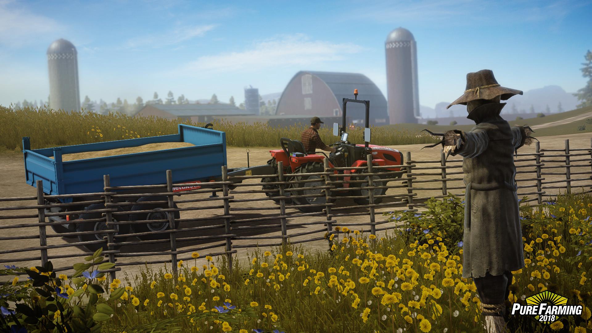 Pure Farming 2018 [2018|Rus|Eng]