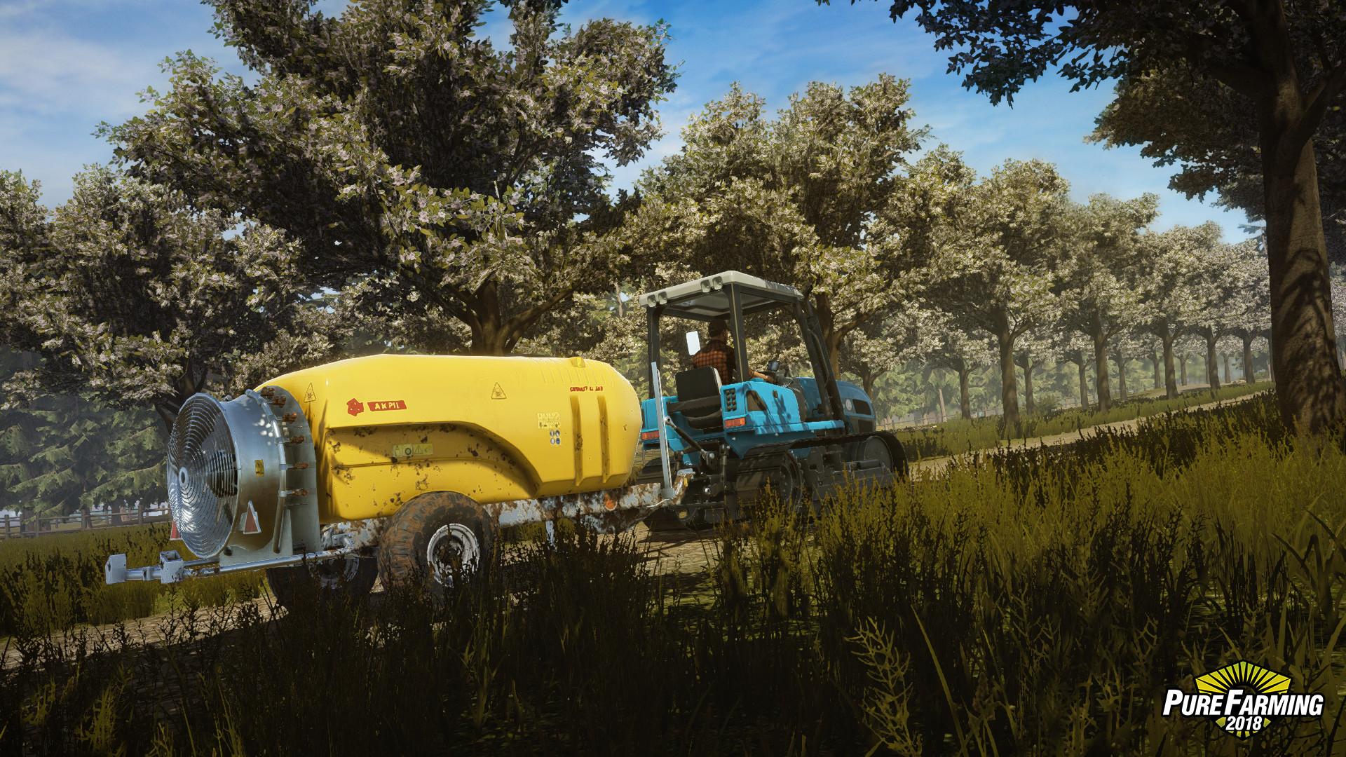 Pure Farming 2018 screenshot