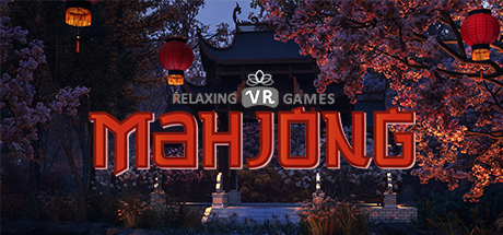 Relaxing VR Games: Mahjong