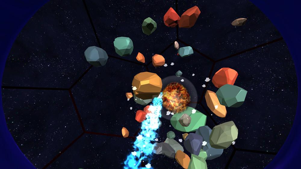 Chunky Orbits screenshot
