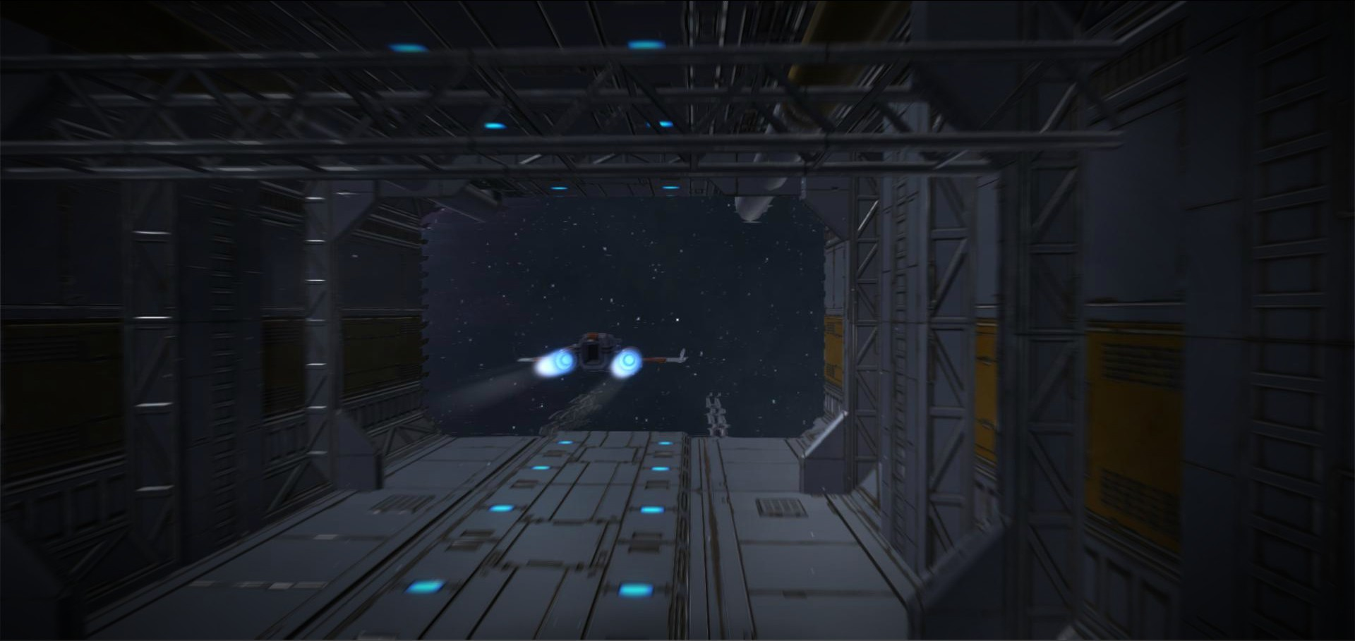 Space Journey screenshot