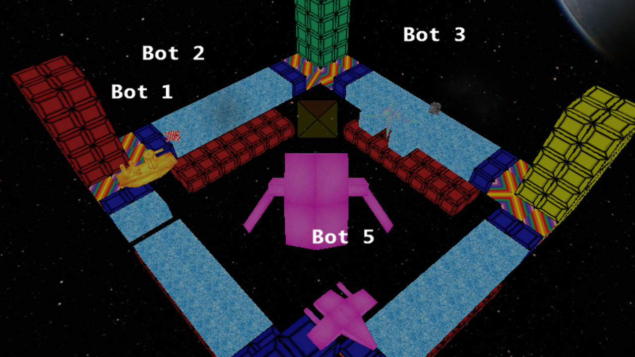 Block King screenshot