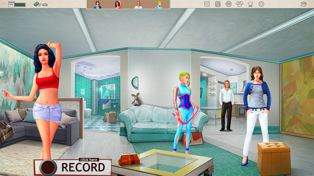 Porno Studio Tycoon Screenshot 2