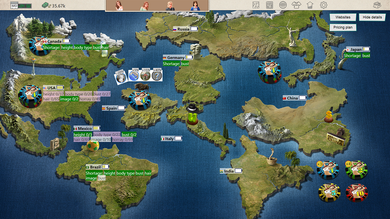 Porno Studio Tycoon Screenshot 3