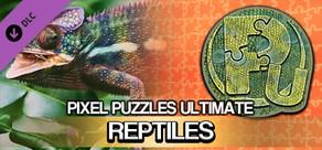 Pixel Puzzles Ultimate - Puzzle Pack: Reptile