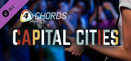 FourChords Guitar Karaoke - Capital Cities Song Pack