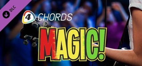 FourChords Guitar Karaoke - Magic! Song Pack