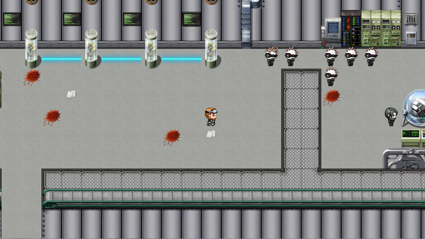 Unforgiving Trials: The Space Crusade screenshot