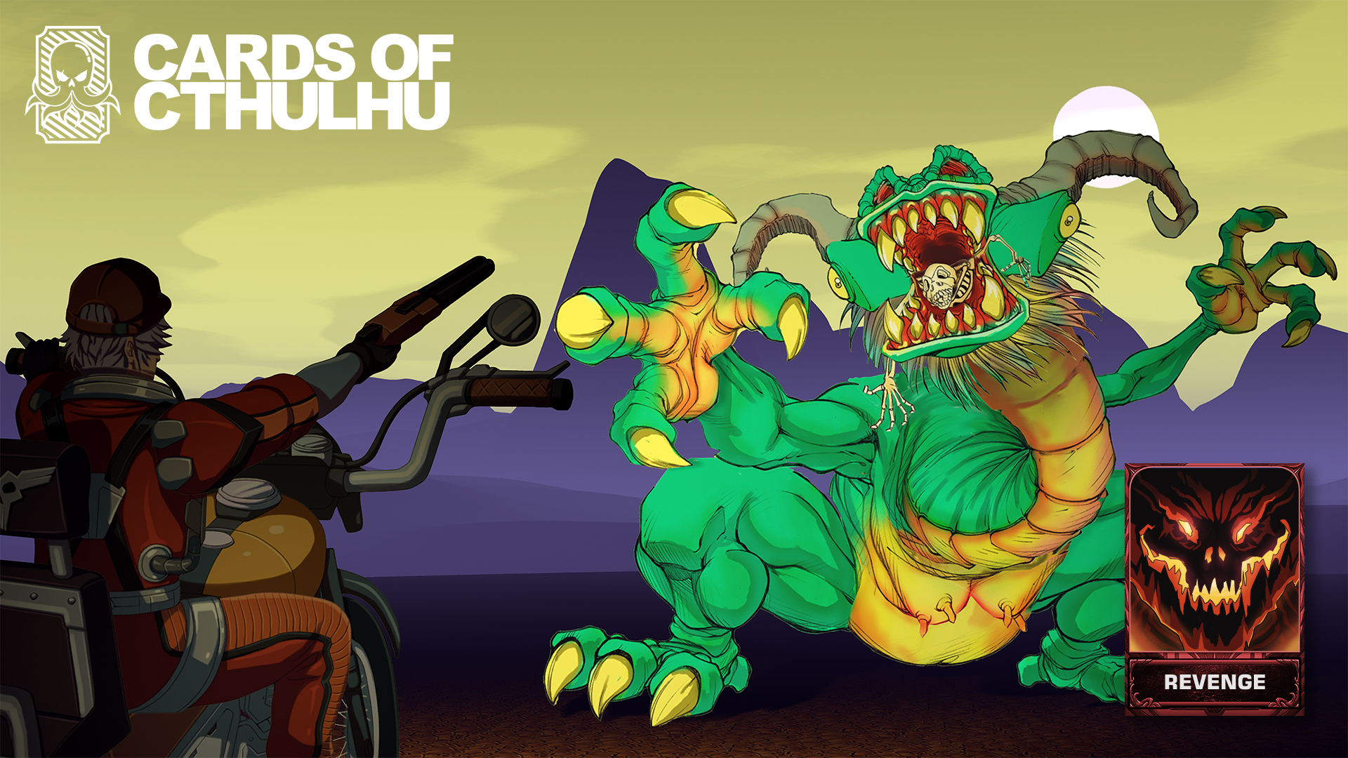 Cards of Cthulhu screenshot