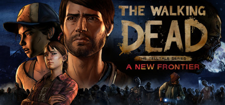 The Walking Dead. A New Frontier дешевле чем в Steam