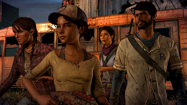 The Walking Dead A New Frontier PC Download