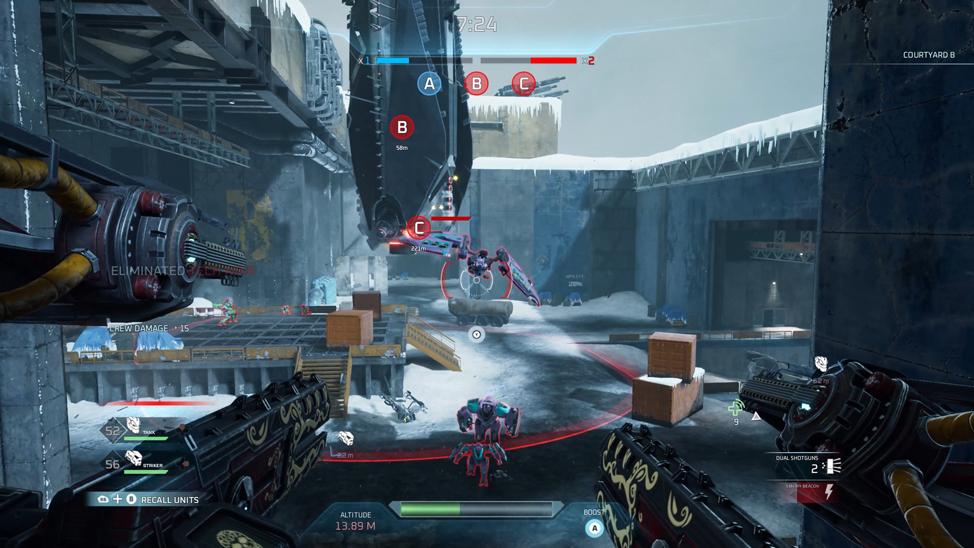 Disintegration screenshot