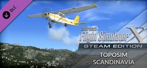 FSX Steam Edition: Toposim Scandinavia Add-On