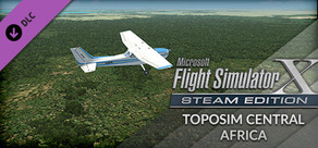 FSX Steam Edition: Toposim Central Africa Add-On