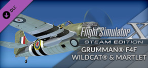FSX Steam Edition: Grumman F4F Wildcat & Martlet Add-On