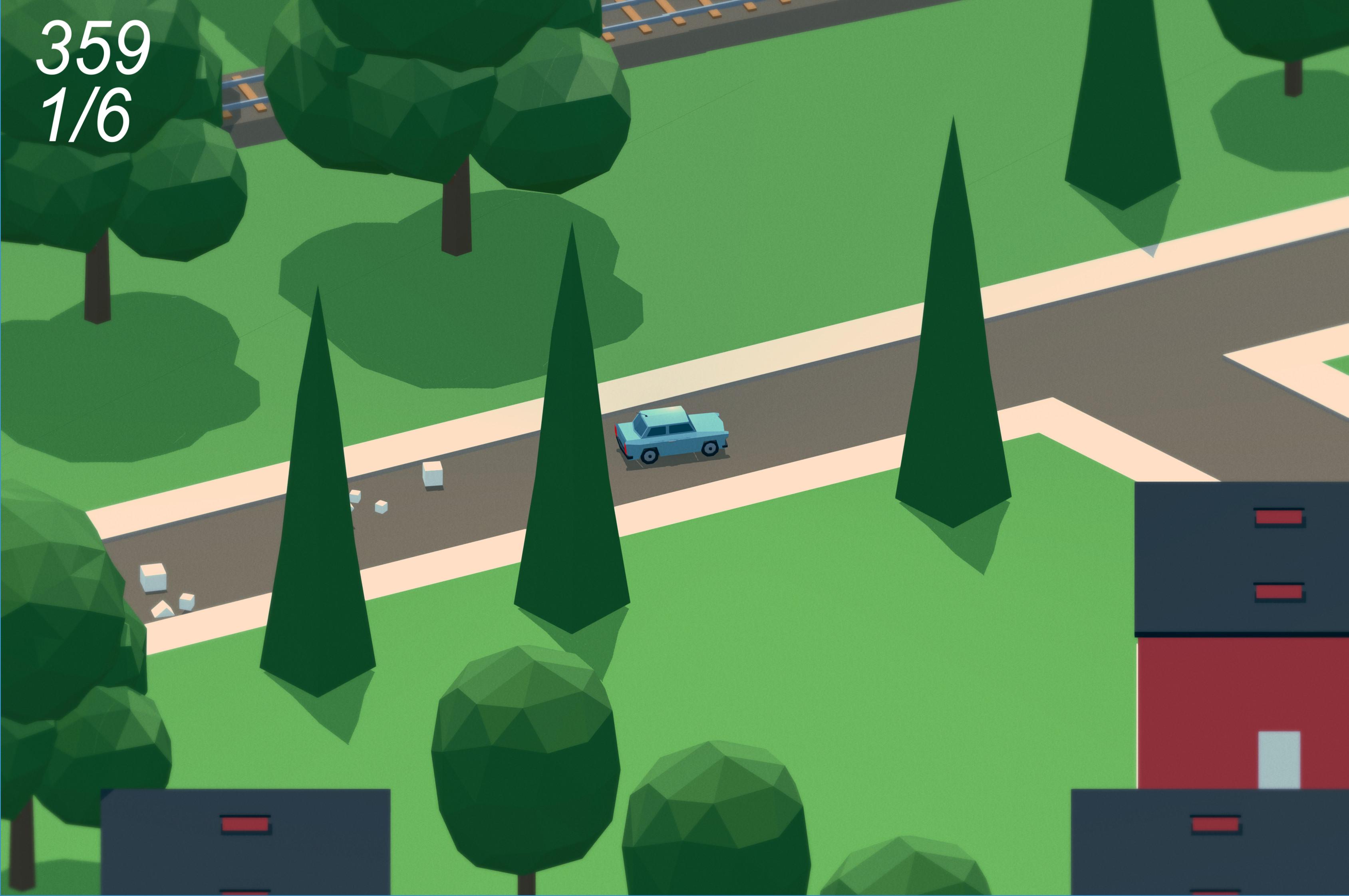 Fear Of Traffic screenshot