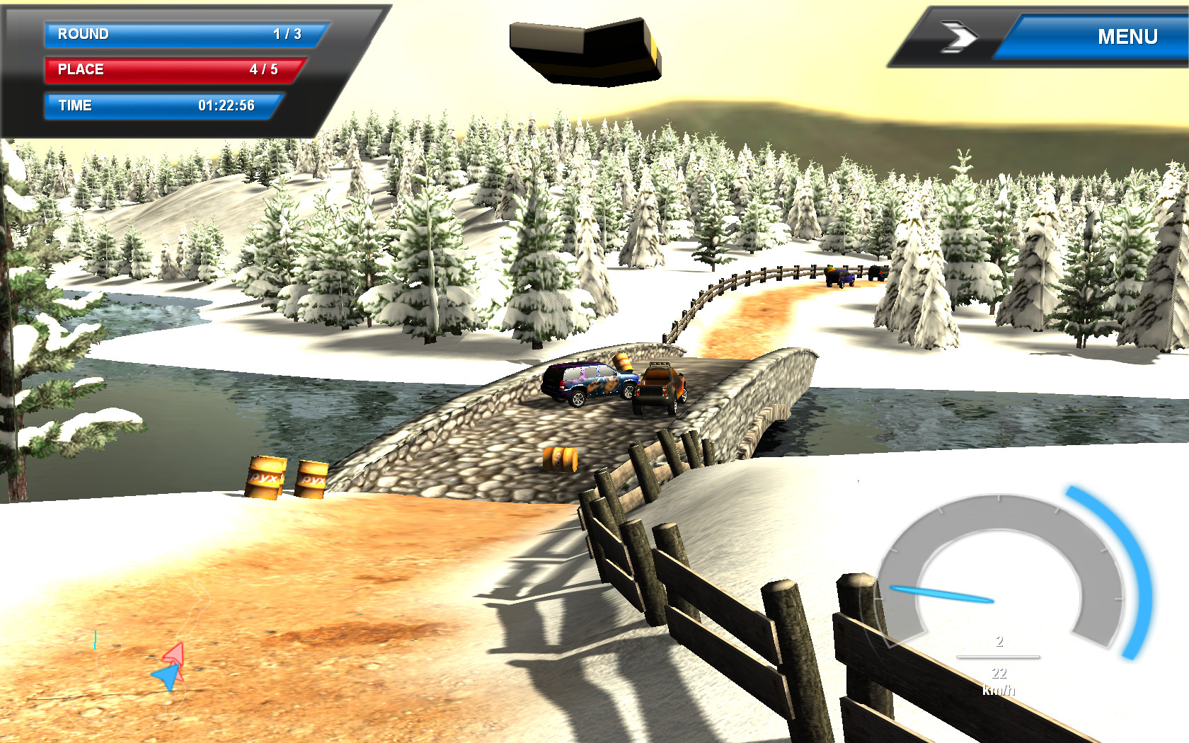 4x4 Offroad Racing - Nitro screenshot