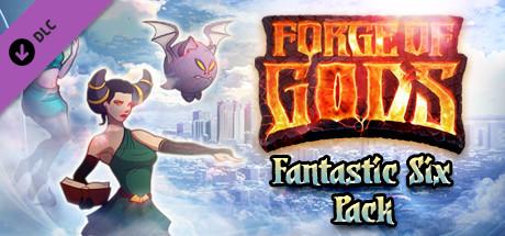Cheap Forge of Gods: Fantastic Six pack free key