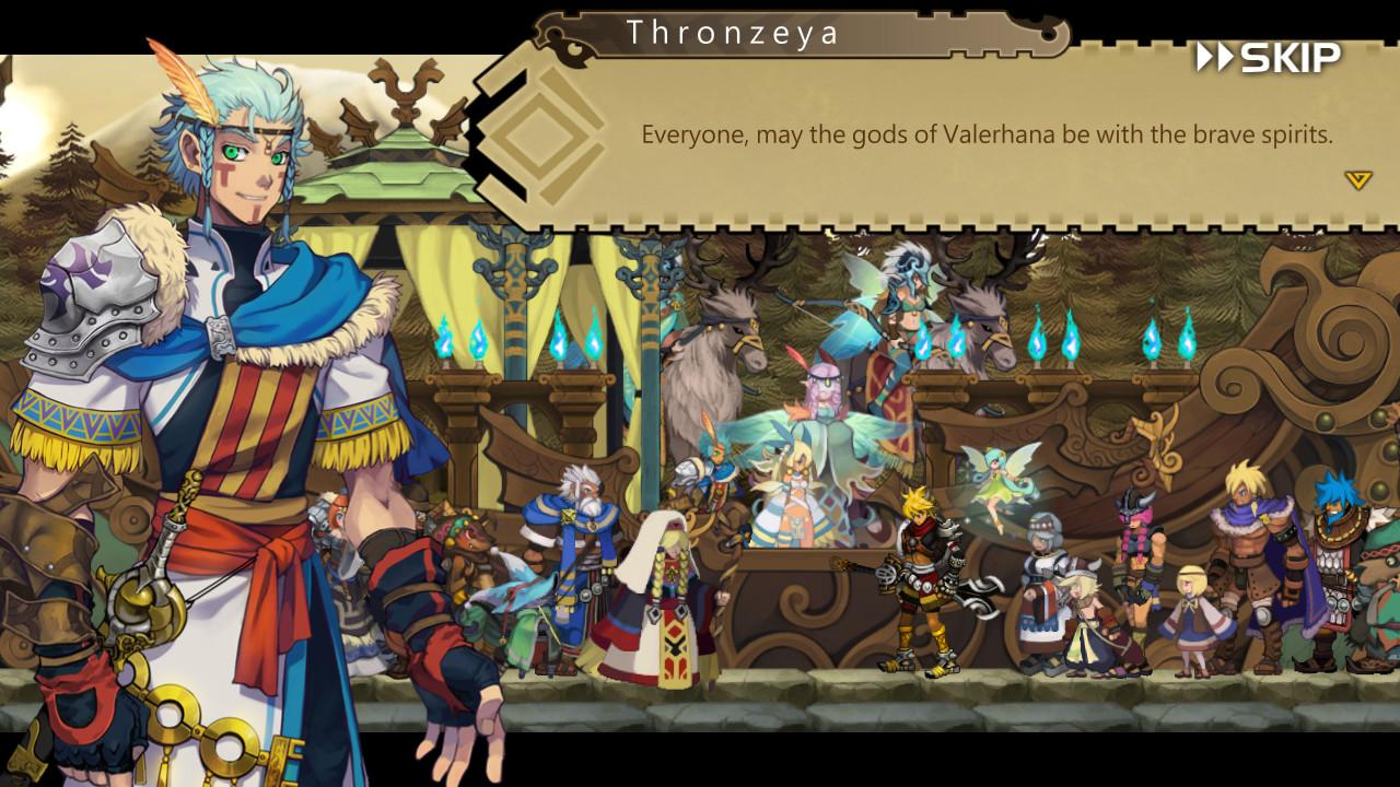 Heroine Anthem Zero -Sacrifice- screenshot