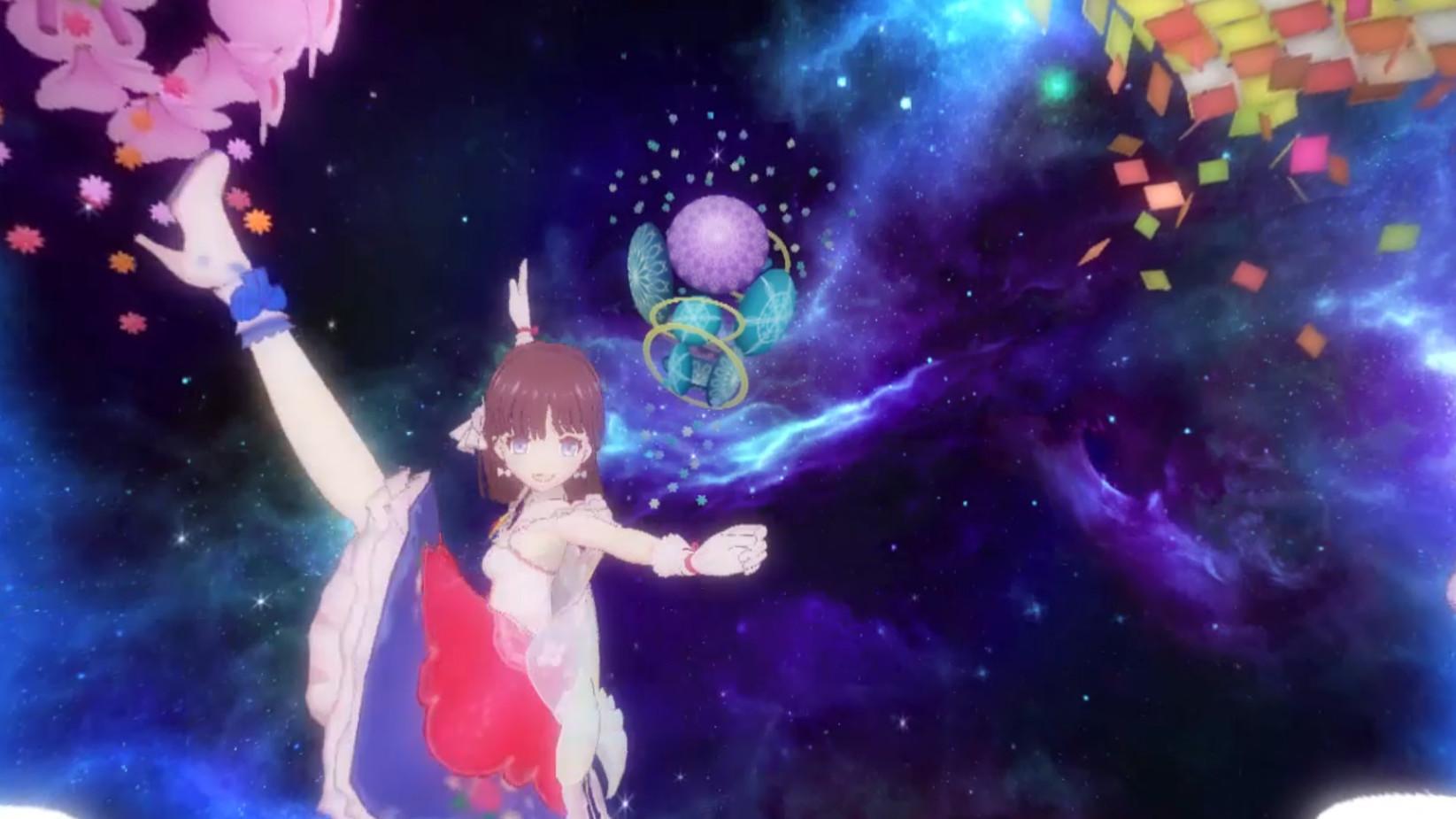VRゲーム、Hop Step Sing! Kisekiteki Shining!、イメージ