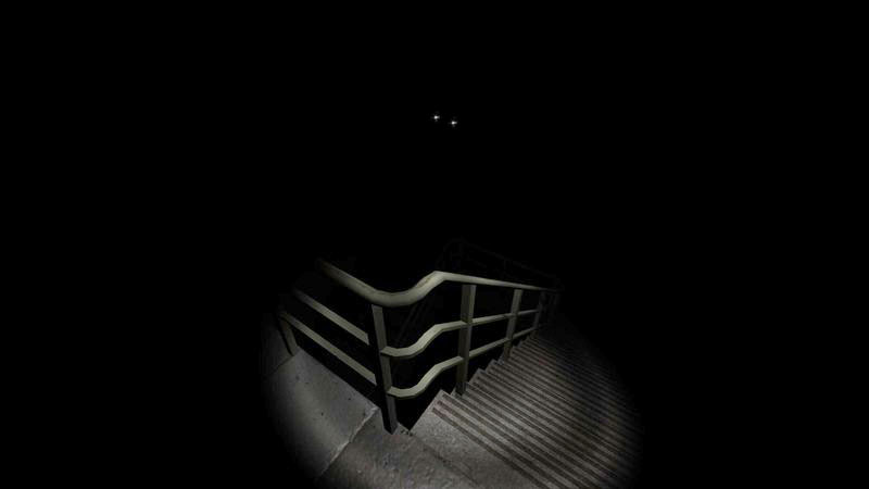 Staircase of Darkness: VR screenshot