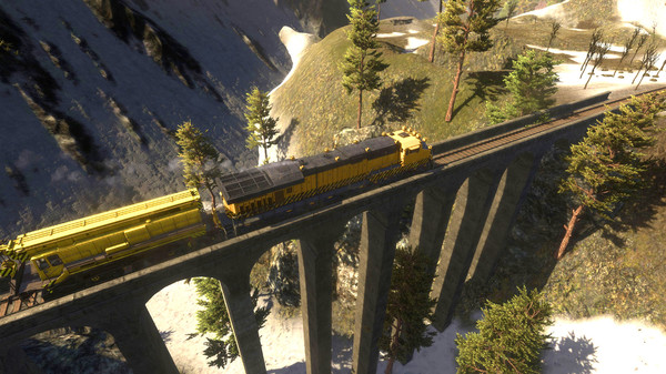 Train Mechanic Simulator 2017 PC Download