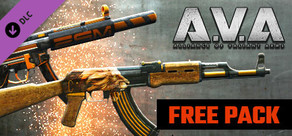 A.V.A. Alliance of Valiant Arms™: Free Pack