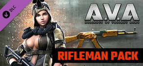 A.V.A. Alliance of Valiant Arms™: Rifleman Pack