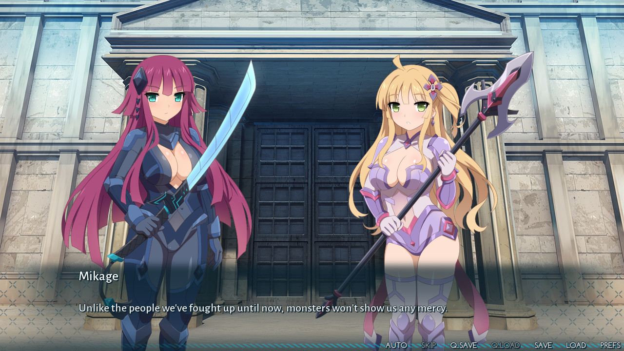 Sakura Nova screenshot