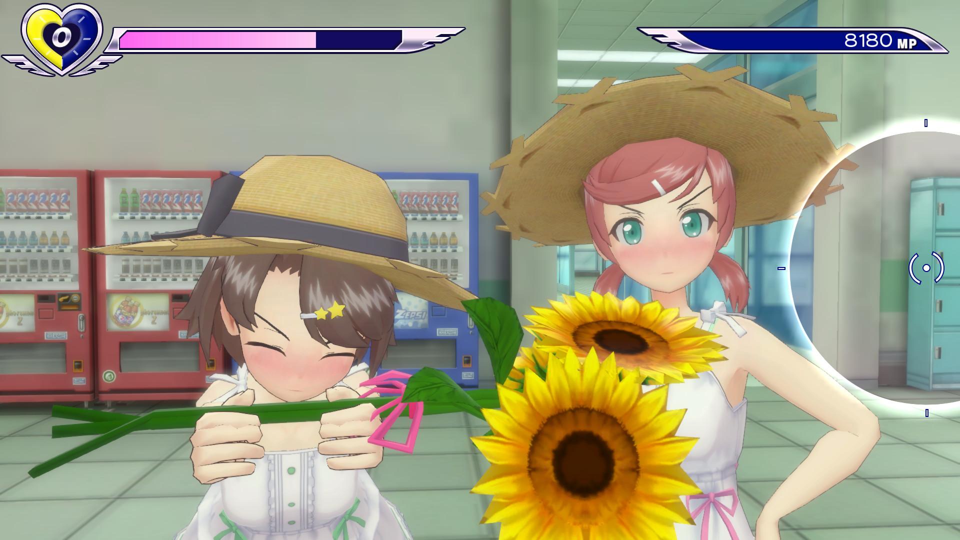 Gal*Gun: Double Peace - 'Summer Vacation' Costume Set screenshot