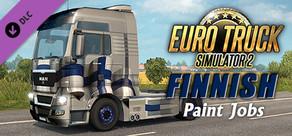 Euro Truck Simulator 2 - Finnish Paint Jobs Pack