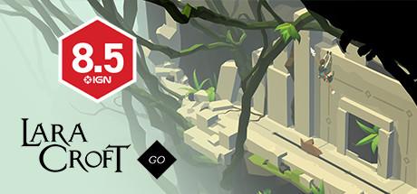 Lara Croft GO game image