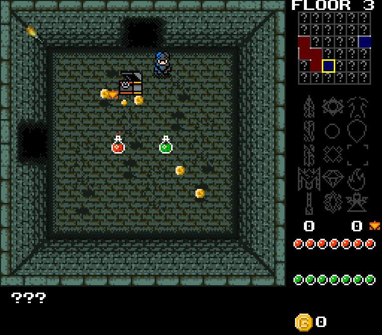 Castle of no Escape 2 screenshot