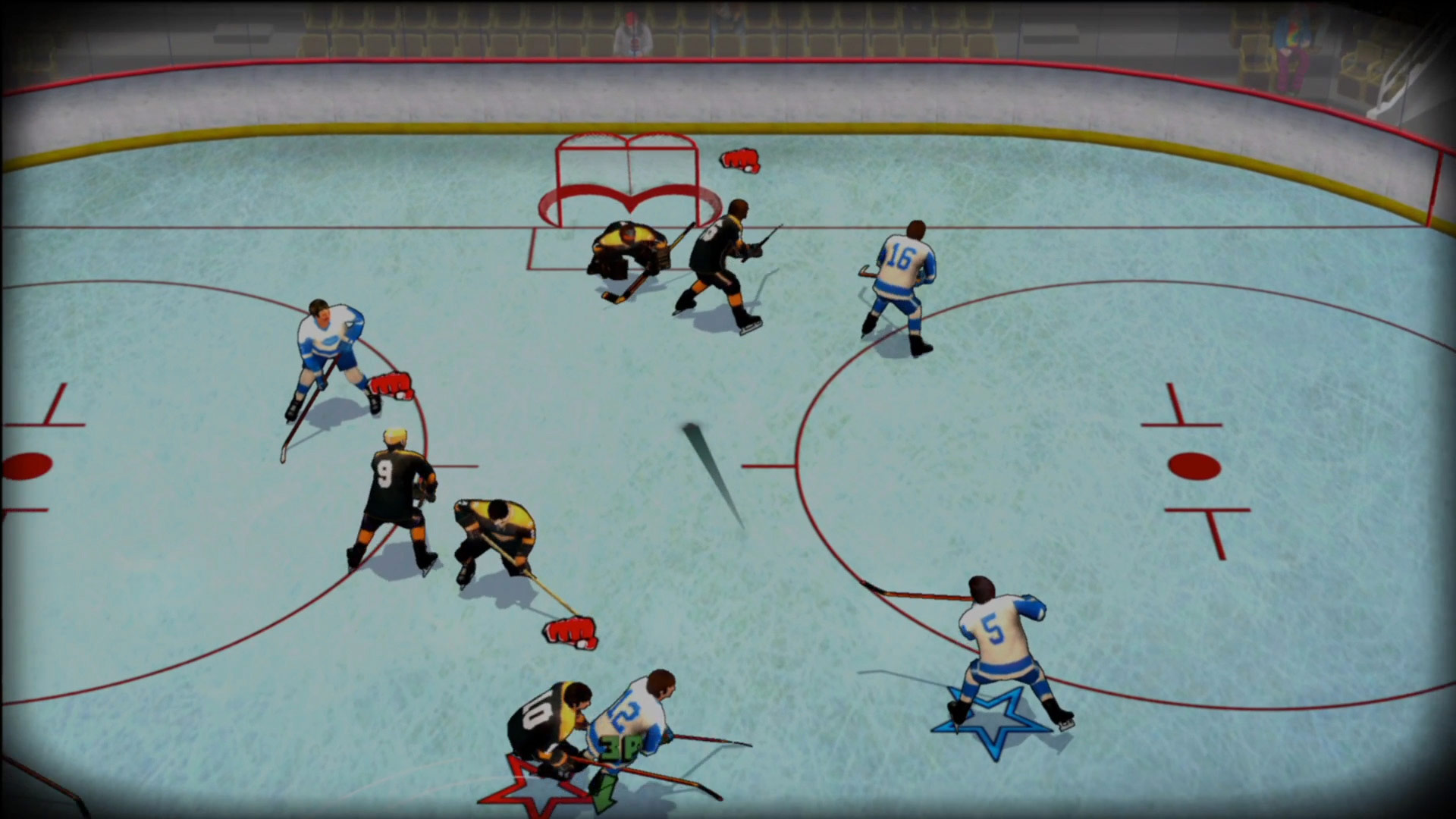 Old Time Hockey Screenshot 1