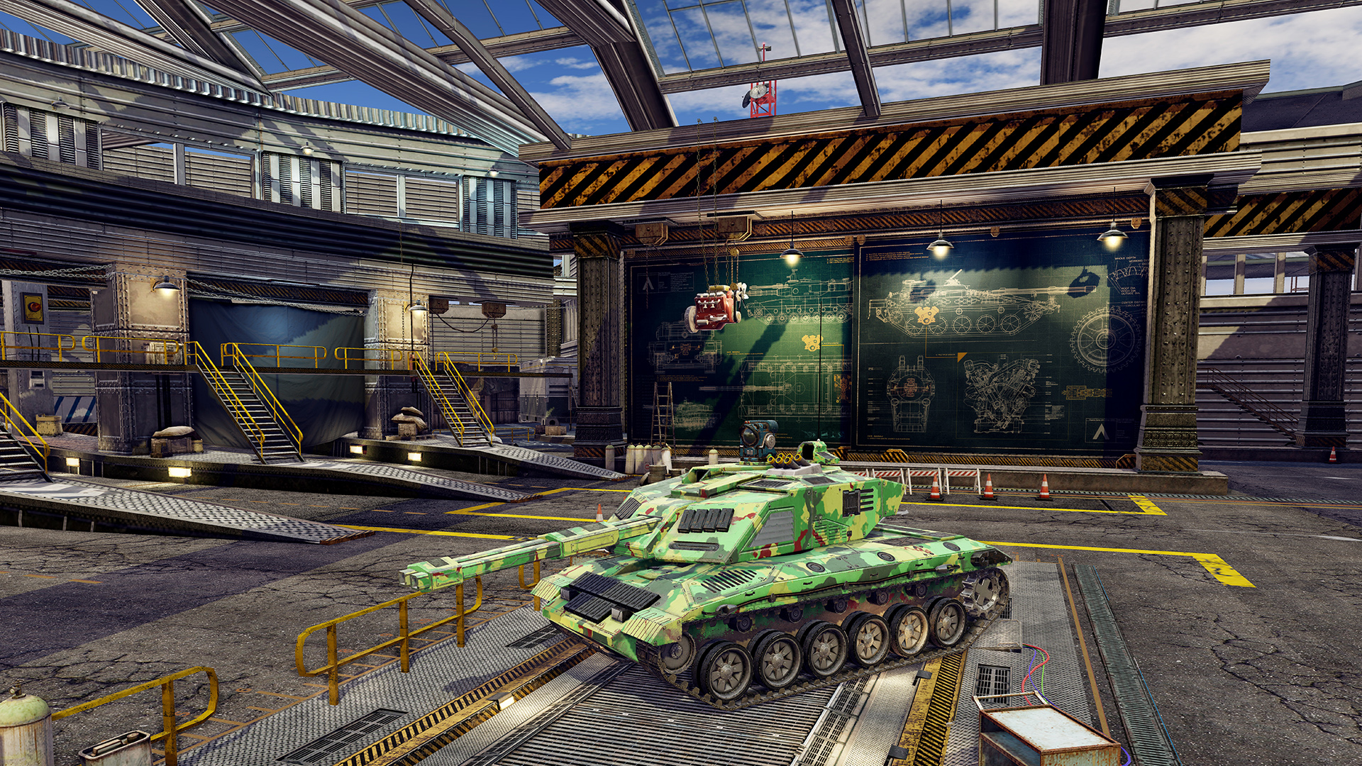 Infinite Tanks Screenshot 1