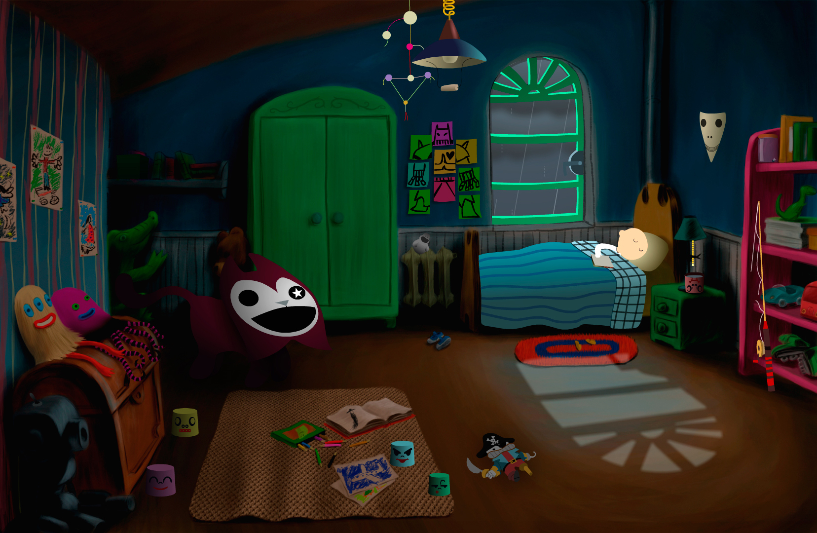 Mr. Shadow screenshot