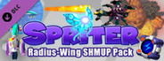 Spriter: Radius-Wing SHMUP Animated Art Pack