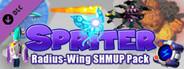 Spriter: Radius-Wing SHMUP Animated Art Pack