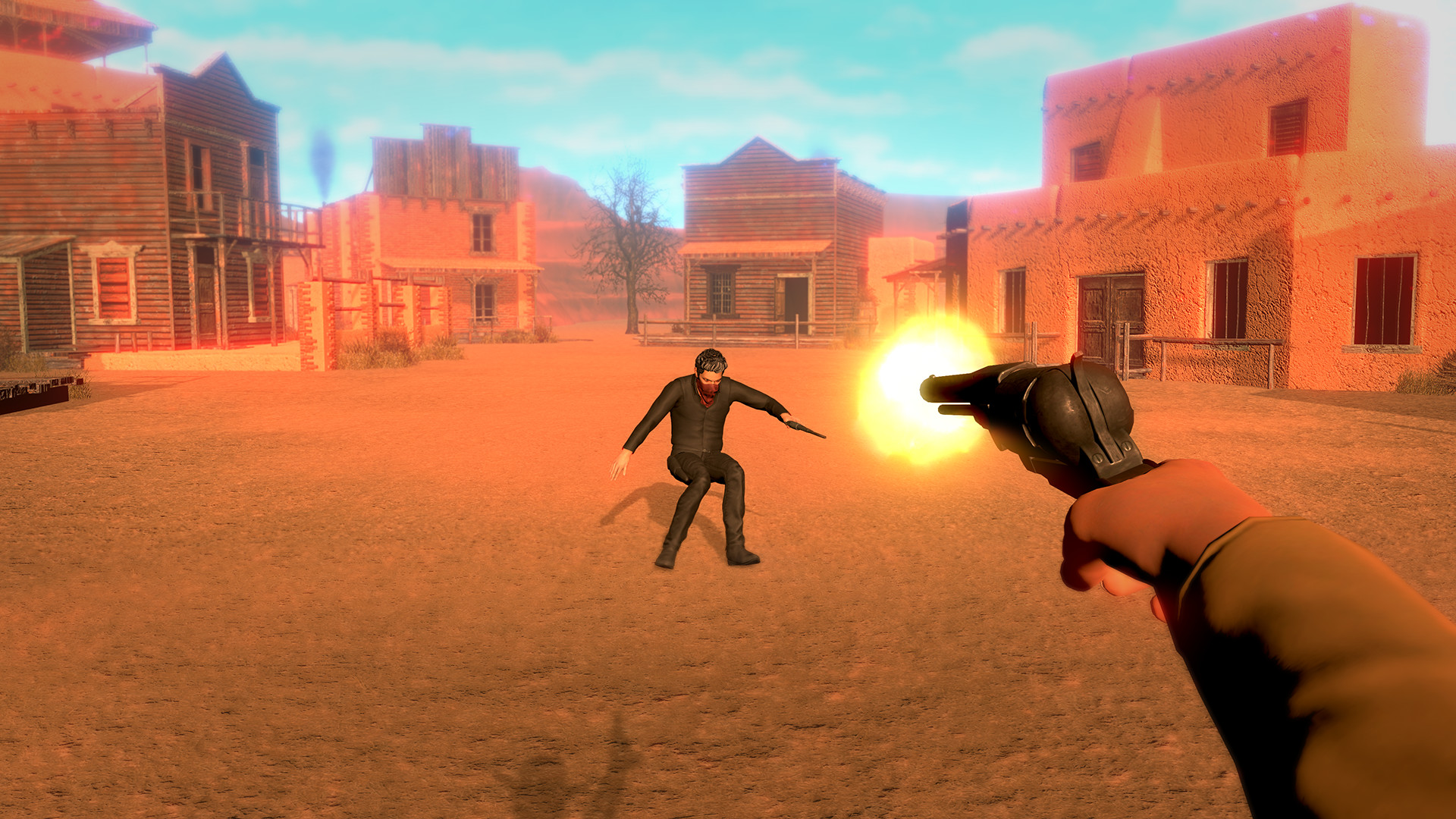 Cold Iron - Quick Draw Western Duels screenshot