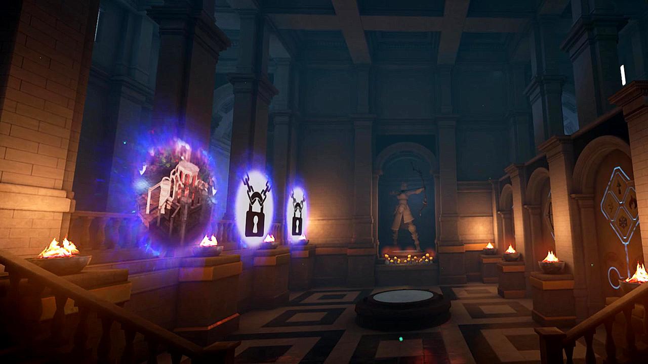 Archer Guardian VR : The Chapter Zero screenshot