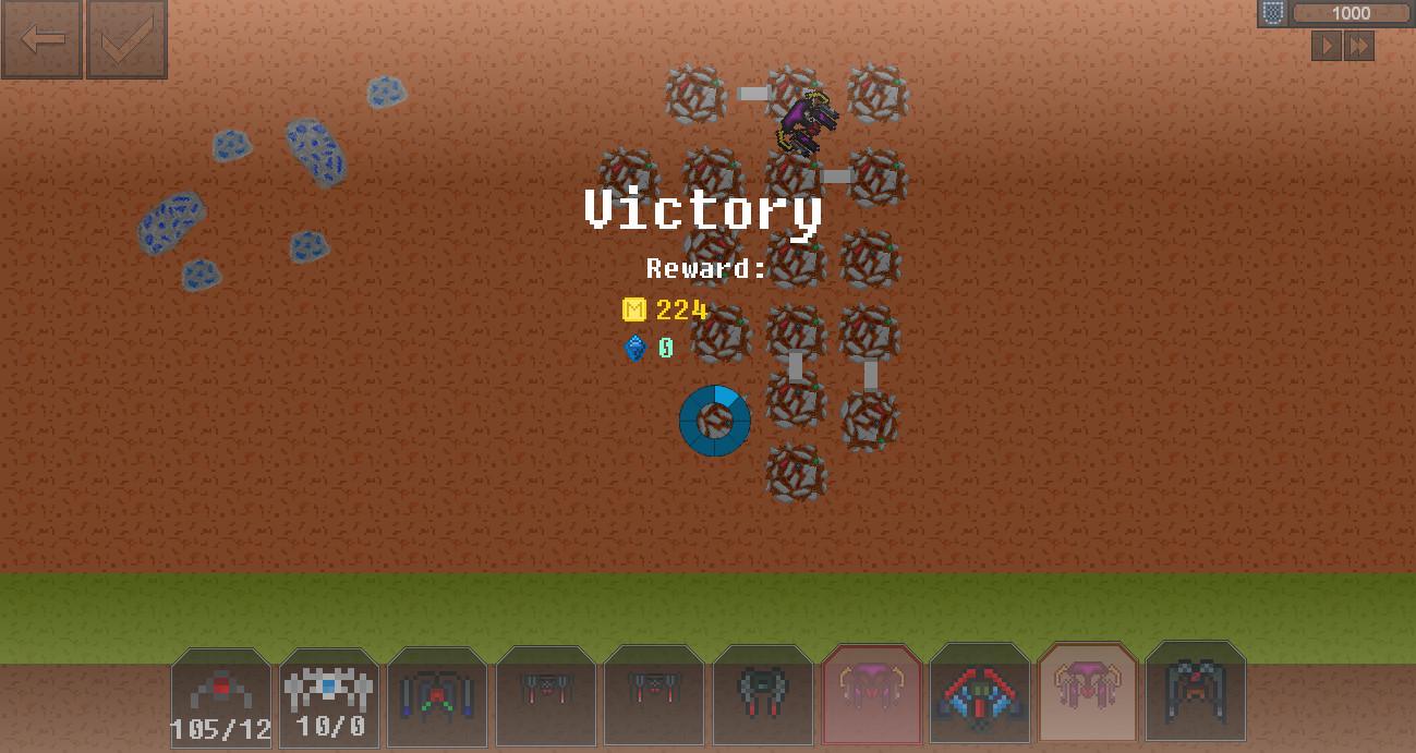 Mars Industries screenshot